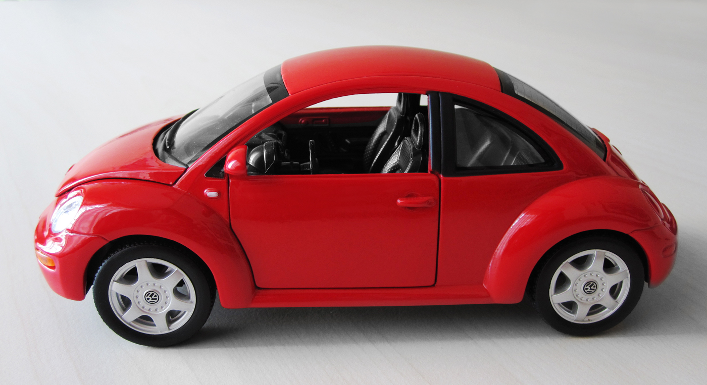 Volkswagen new beetle 2005 chili pepper garage for Garage volkswagen paris 11