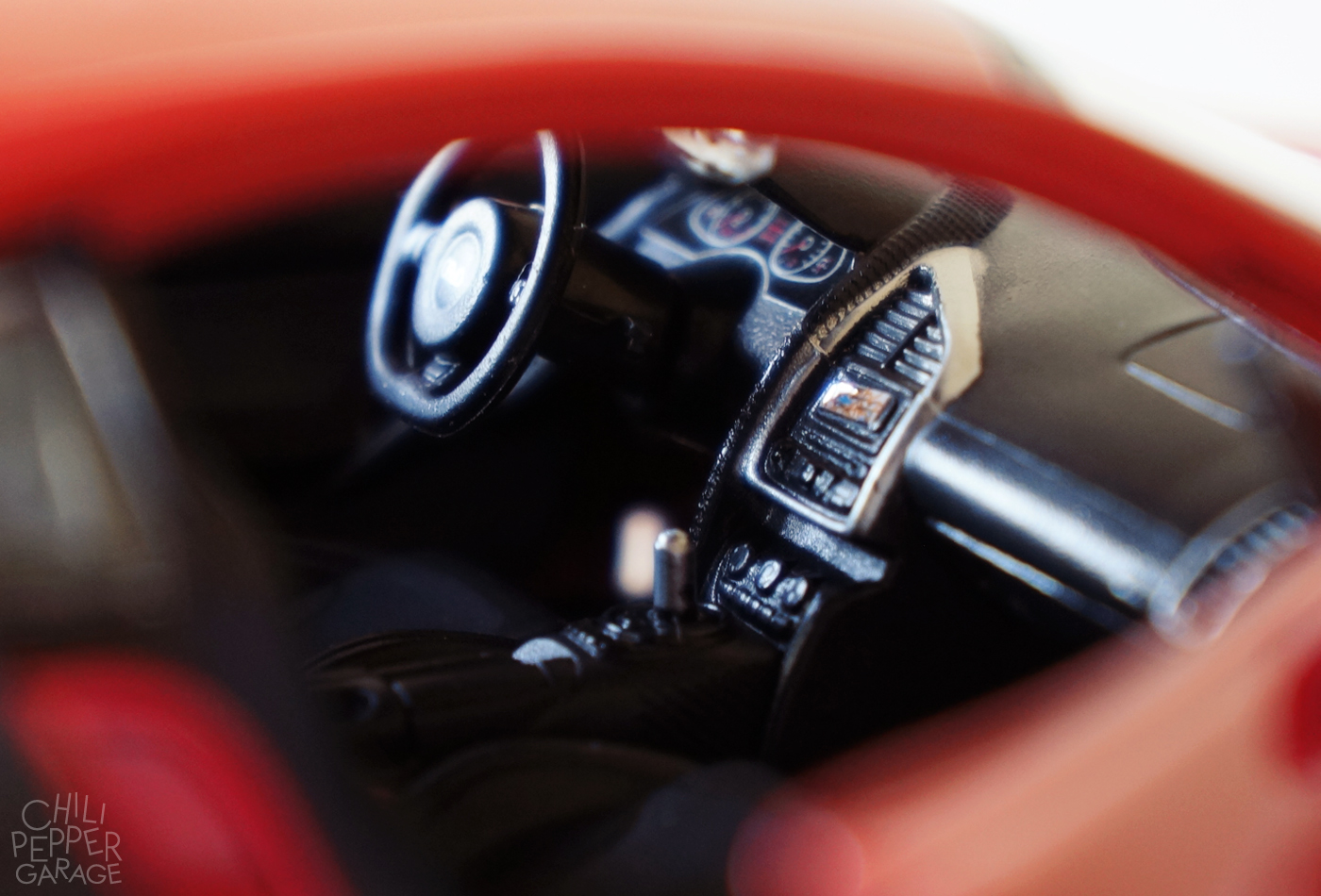 Audi chili pepper garage for Garage cda chilly