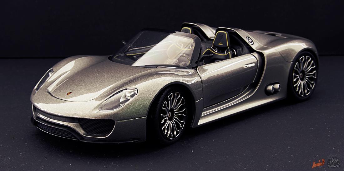 Porsche 918 Spyder-1