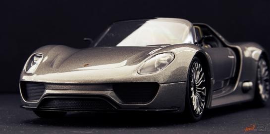 Porsche 918 Spyder-7