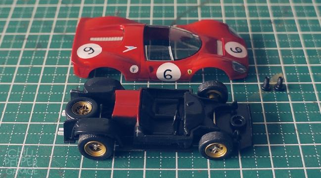 Ferrari 330-P4-7