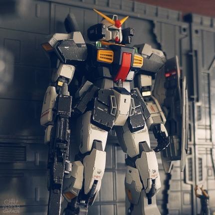 Gundam Mk2 A.E.U.G mod