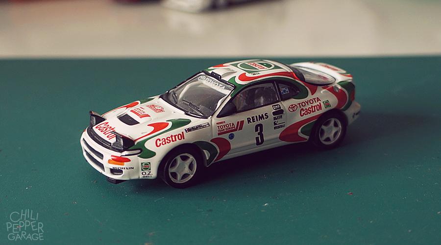 Toyota Celica WRC 3-1