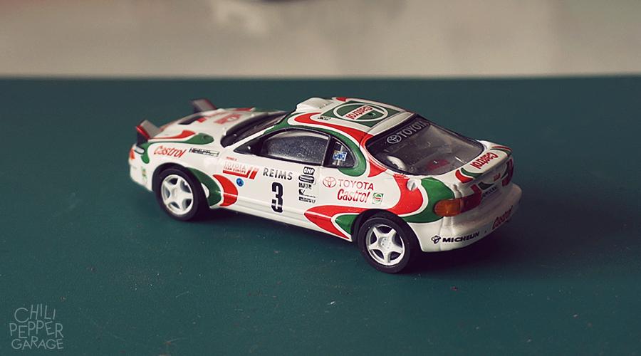 Toyota Celica WRC 3-2