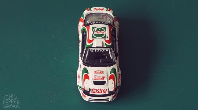Toyota Celica WRC 3-5