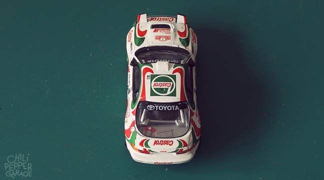 Toyota Celica WRC 3-6