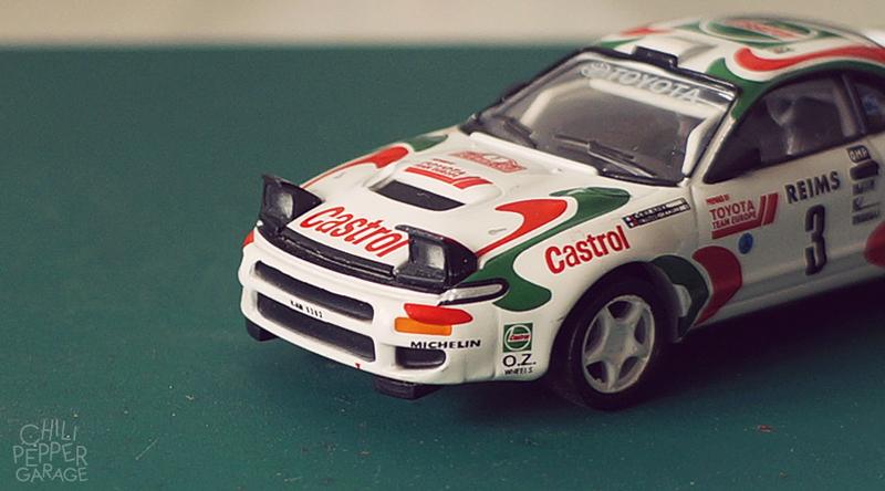 Toyota Celica WRC 3-7