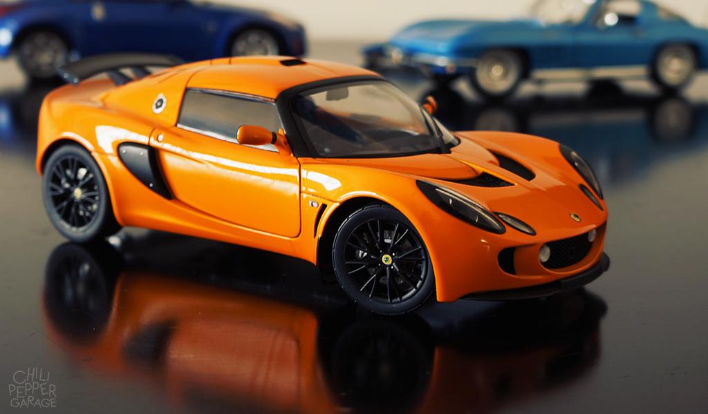 Lotus Exige-2