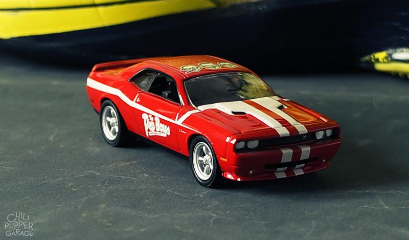Pep Boys Challenger-Nissan GT-R-1