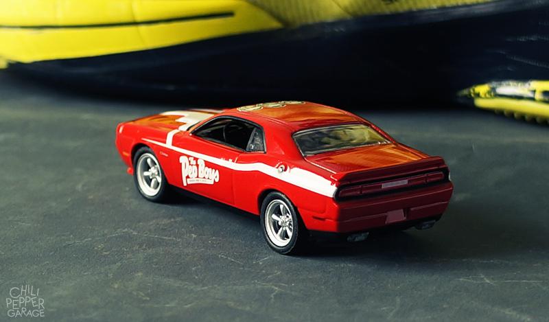Pep Boys Challenger-Nissan GT-R-2