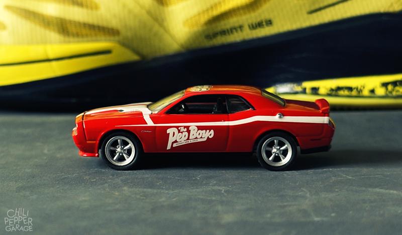 Pep Boys Challenger-Nissan GT-R-3