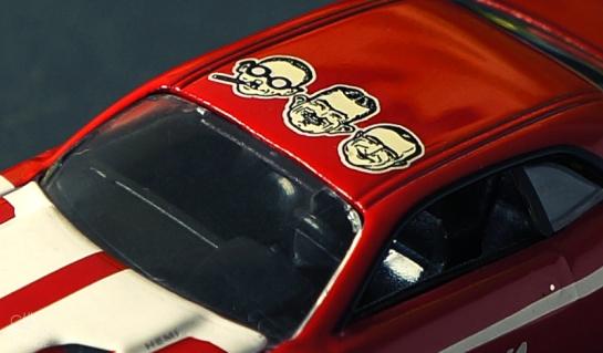 Pep Boys Challenger-Nissan GT-R-5