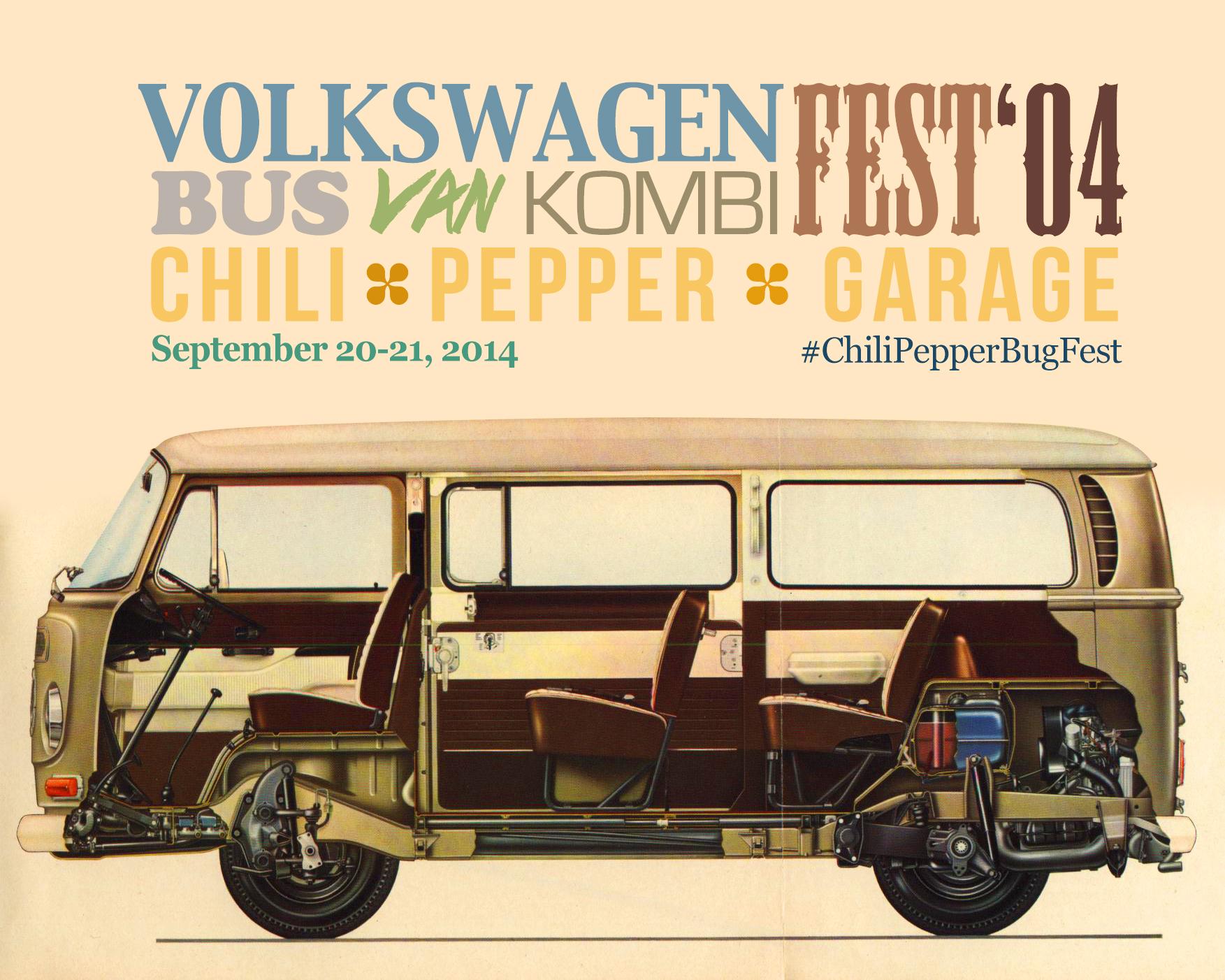 Chilipepperbugfest 2014 chili pepper garage for Garage cda chilly
